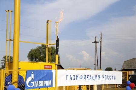 Сегодня в Глушковском районе откроют новый газопровод